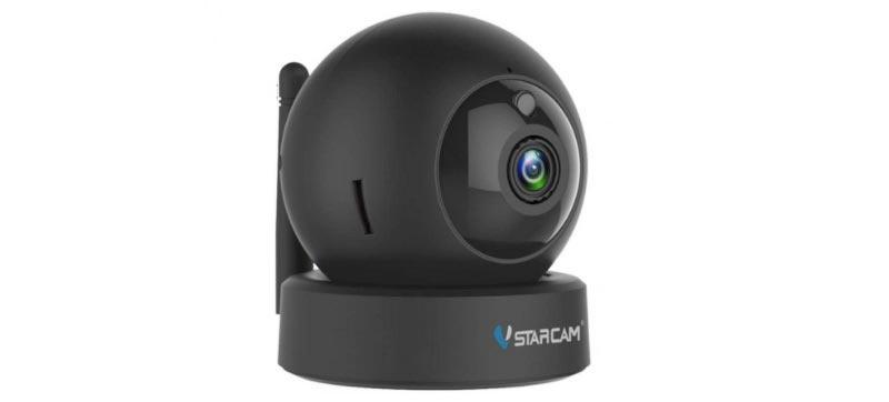 Vstarcam กล้องวงจรปิด IP Camera รุ่น G43S - สีดำ