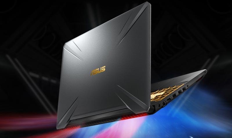Asus Notebook TUF Gaming FX505DV-AL014T Black