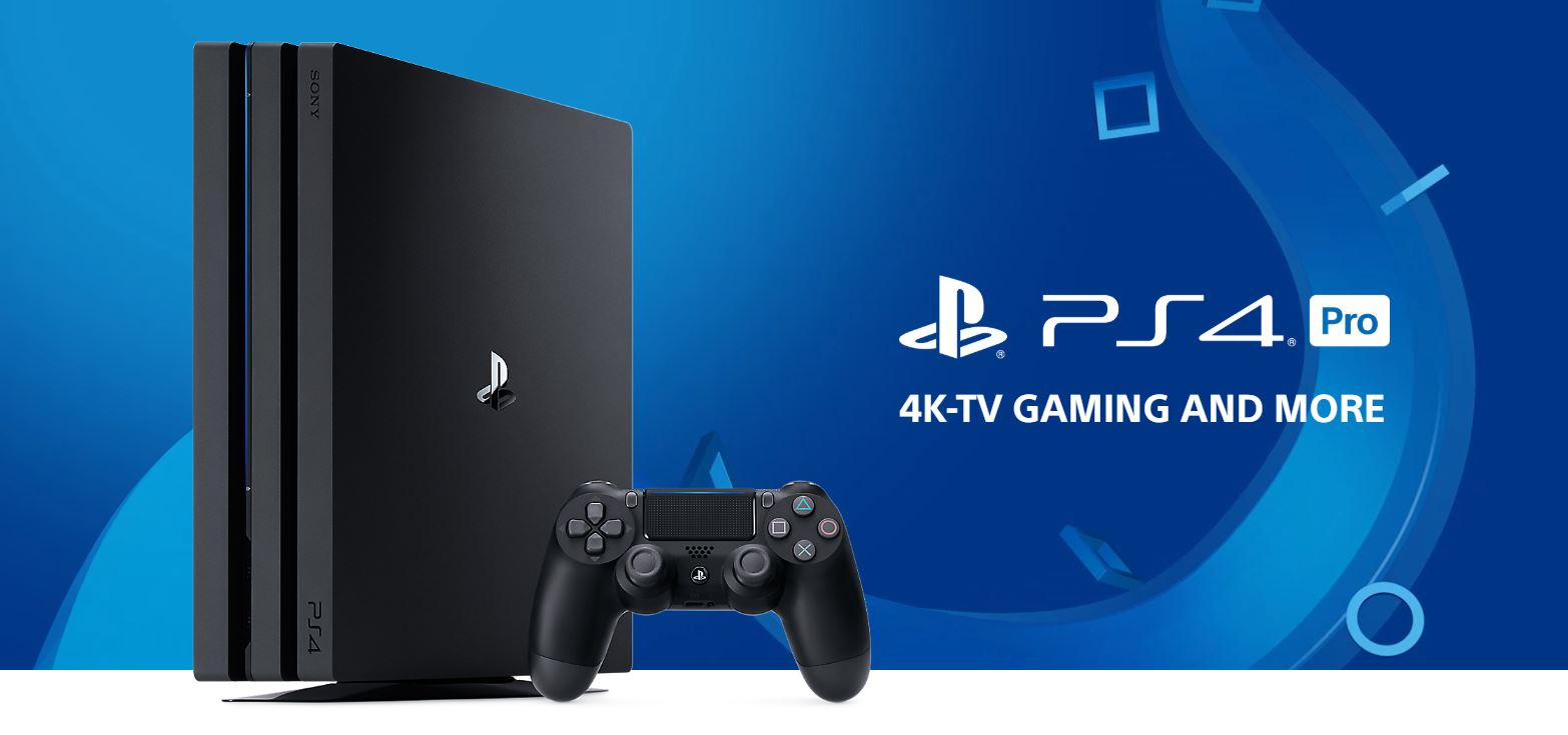 Playstation 4 Pro 1TB HDD (Cuh-7106B) (TH)