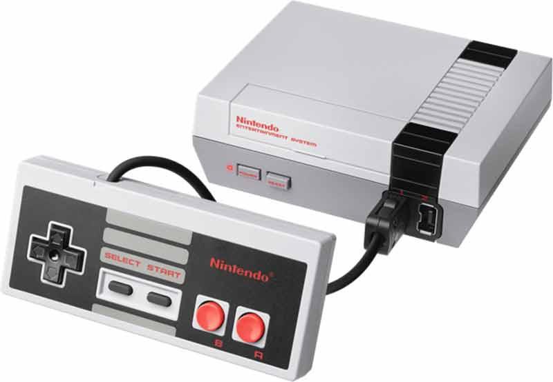 NES Nintendo Classic Mini (US)