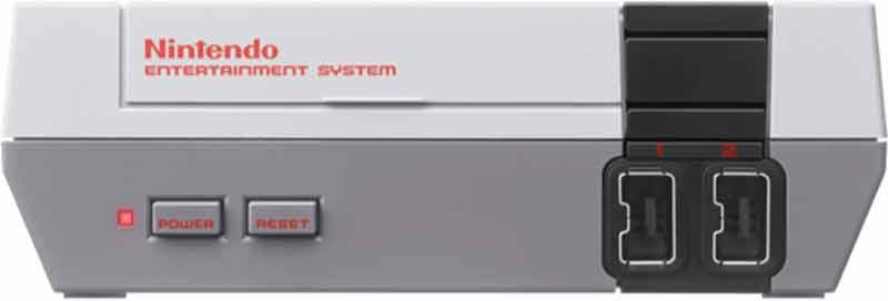 NES Nintendo Classic Mini (US) 02