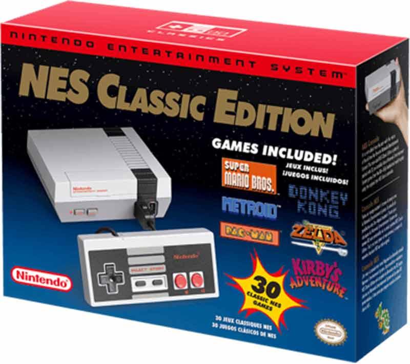 NES Nintendo Classic Mini (US) 07