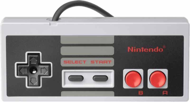NES Nintendo Classic Mini (US) 04