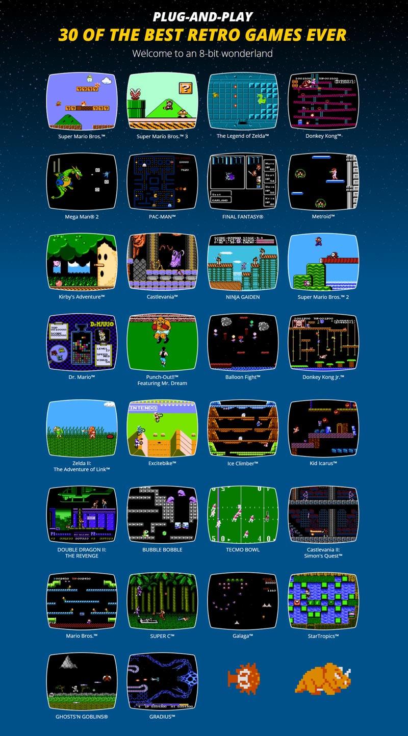 NES Nintendo Classic Mini (US) 06