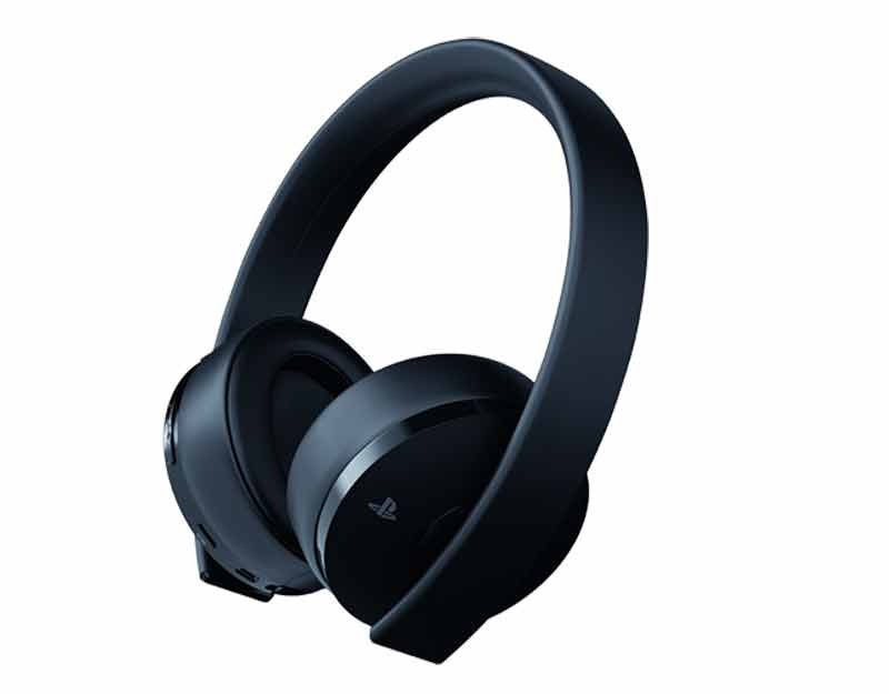 Playstation Gold Wireless Headset (US)
