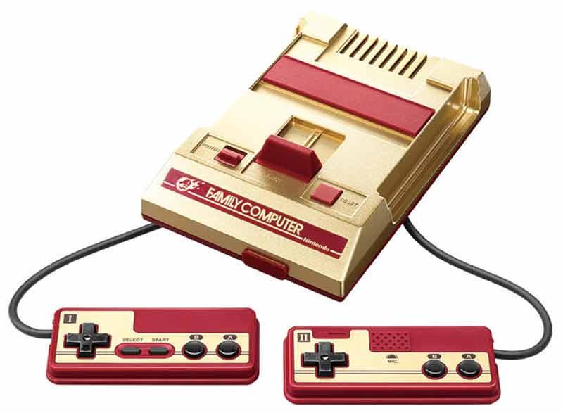 Nintendo Classic Mini Famicom Shonen Jump Version 02