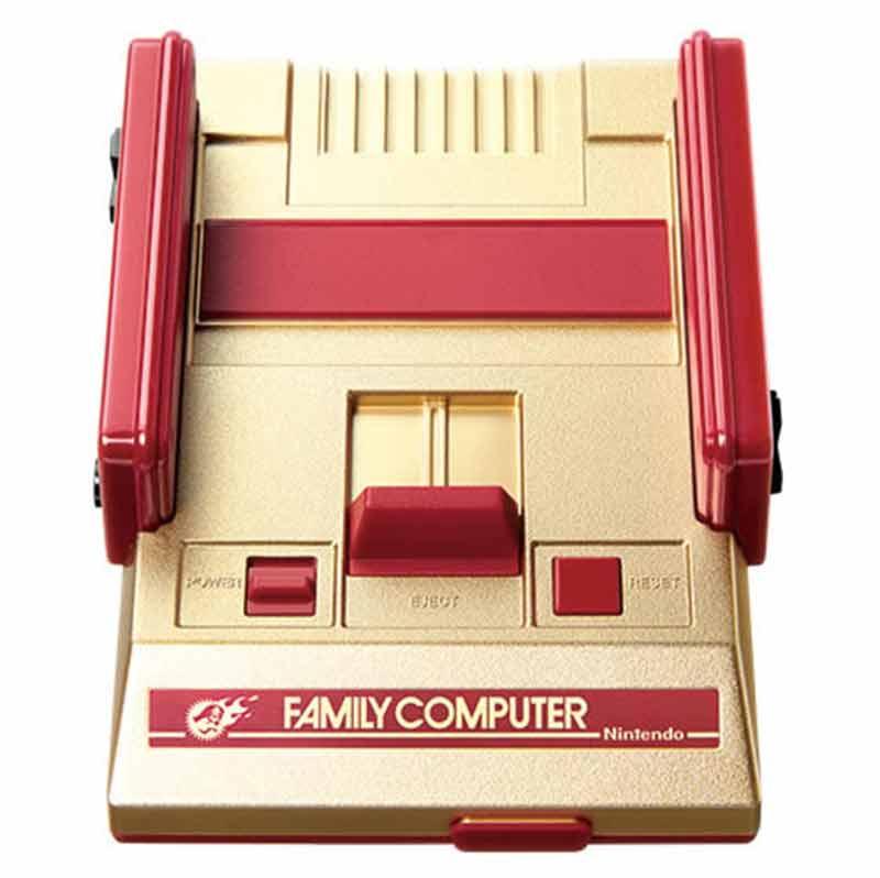 Nintendo Classic Mini Famicom Shonen Jump Version 03