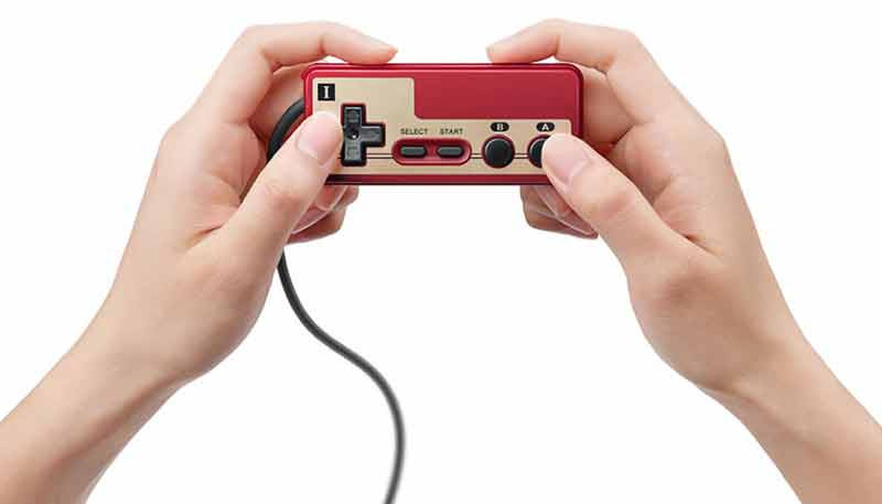 Nintendo Classic Mini Famicom Shonen Jump Version 04