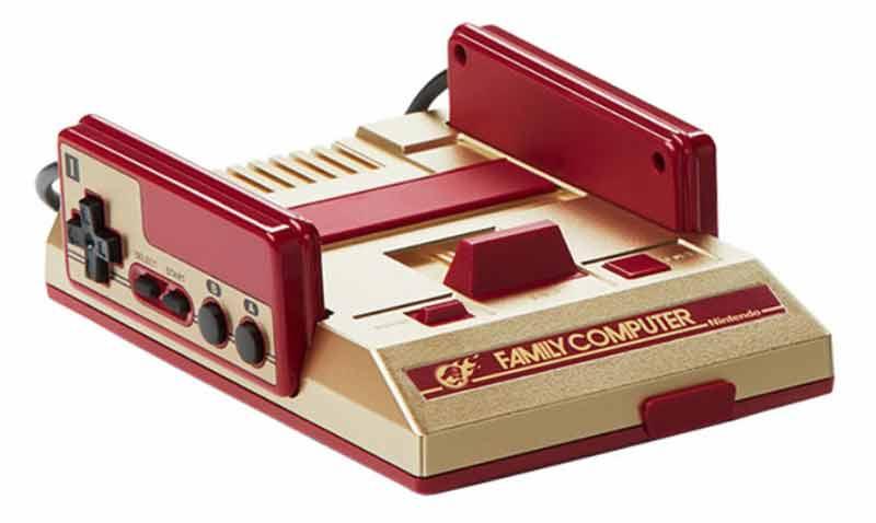 Nintendo Classic Mini Famicom Shonen Jump Version 05
