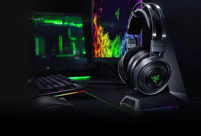 Razer Gaming Headset Nari Ultimate Wireless