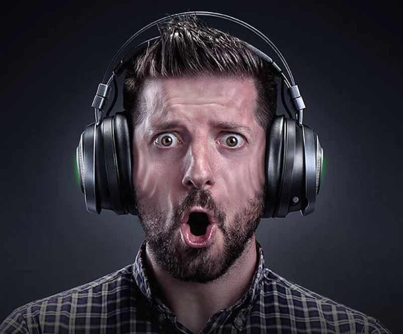 Razer Gaming Headset Nari Ultimate Wireless 04