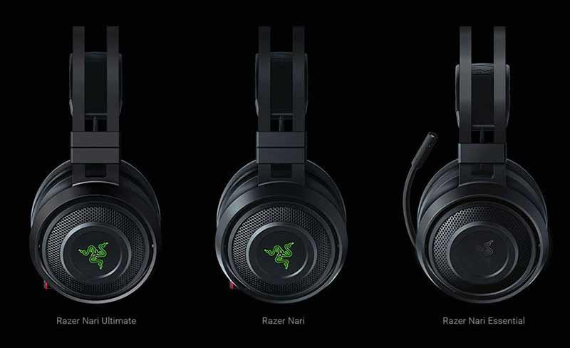 Razer Gaming Headset Nari Ultimate Wireless 10
