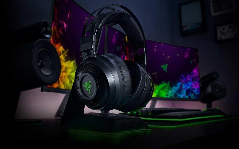 Razer Gaming Headset Nari Wireless