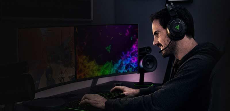 Razer Gaming Headset Nari Wireless 09