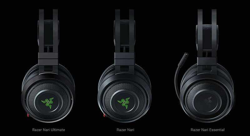 Razer Gaming Headset Nari Wireless 10