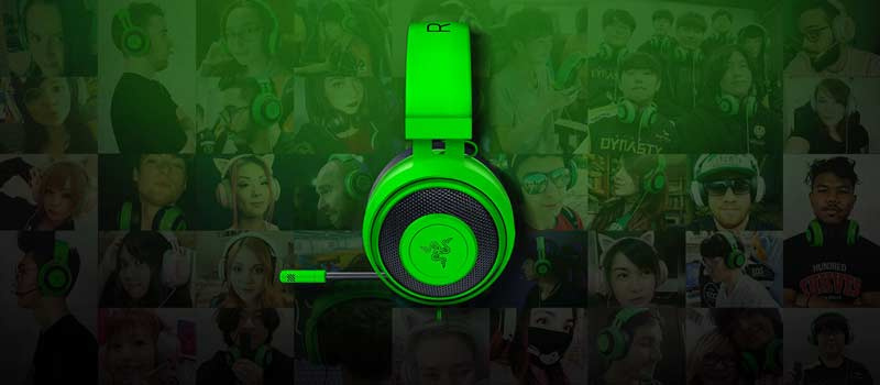 Razer Gaming Headset Kraken X Multi-Platform