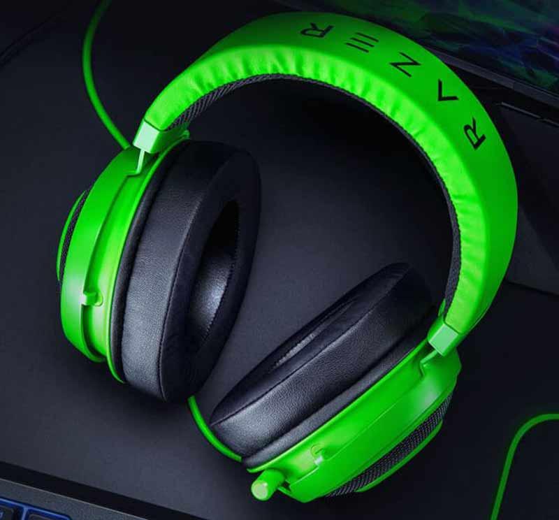Razer Gaming Headset Kraken X Multi-Platform 02