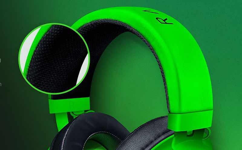 Razer Gaming Headset Kraken X Multi-Platform 03