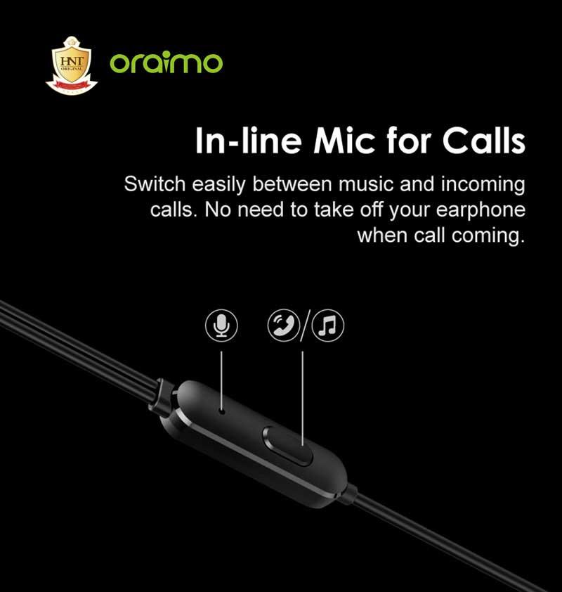Oraimo หูฟัง รุ่น OEP-E23
