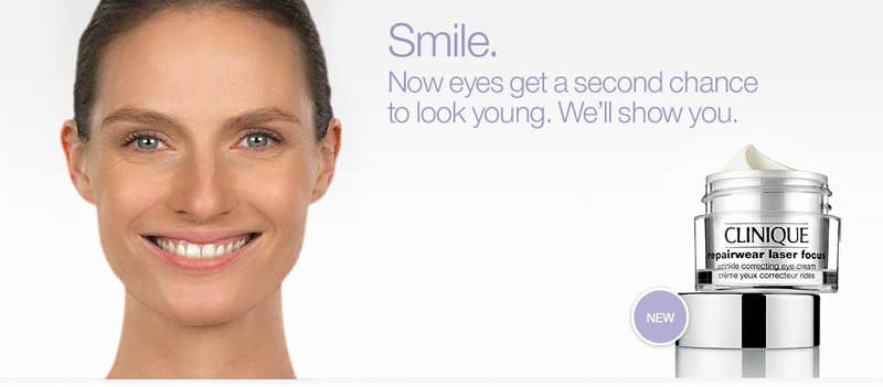 01 Clinique Repairwear Wrinkle Correcting Eye Cream 15 ml
