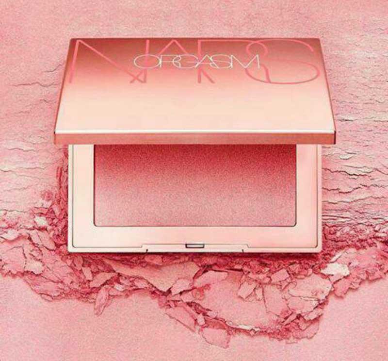 01 Nars Blush (Limited Edition2019) #Orgasm 8 g
