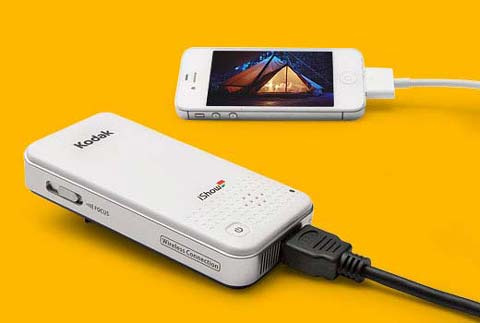 Kodak Wireless Projector iShow 1000 for iOS Android 04