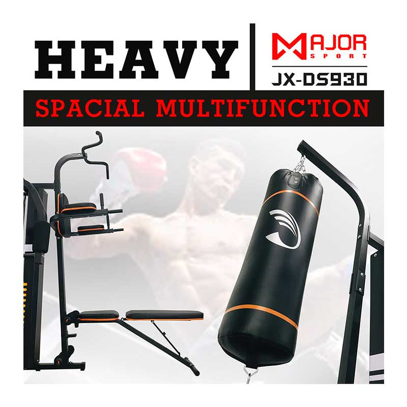 Major Sport Homegym Boxing Multifunction 3 STATION No. JX-DS930