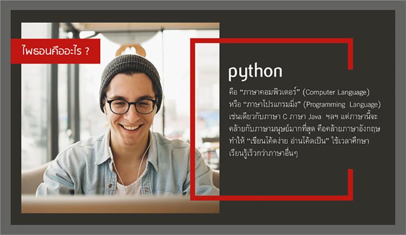 หนังสือ Basic Python coding เรียนง่ายเป็นเร็ว 10