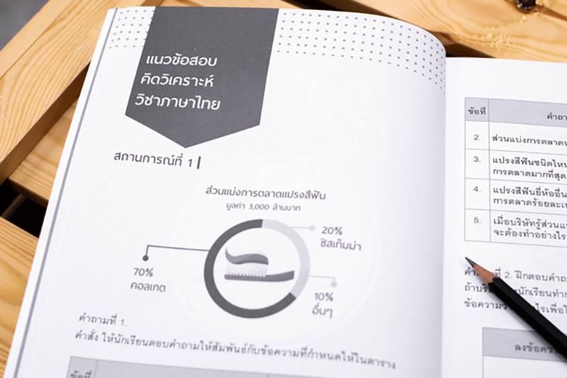 หนังสือ พิชิตโจทย์แนวคิดวิเคราะห์ (คณิต ไทย อังกฤษ วิทย์) ติวเข้มแนวข้อสอบ 8 วิชา ป.4 06