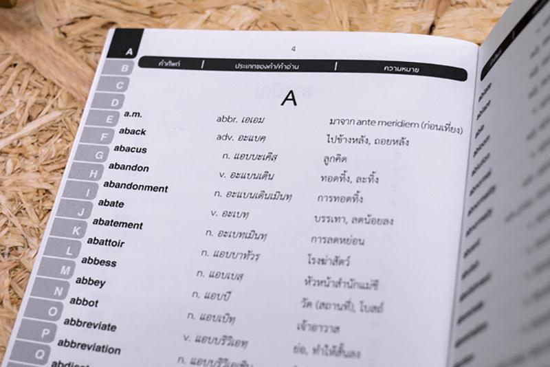New Dictionary พจนานุกรม 6,000 คำ สำหรับชั้น ประถมศึกษา ป.1-6 03