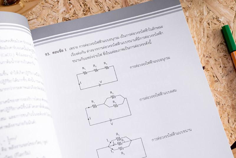 เตรียมสอบปีล่าสุด สอบครูผู้ช่วย เอกวิทยาศาสตร์ทั่วไป และเอกวิทยาศาสตร์ (ภาค ข) อัปเดตครั้งที่ 1 07