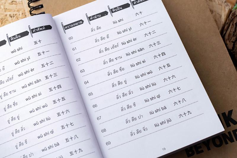 พจนานุกรมไทย - จีน สำหรับการใช้ในชีวิตประจำวัน 07
