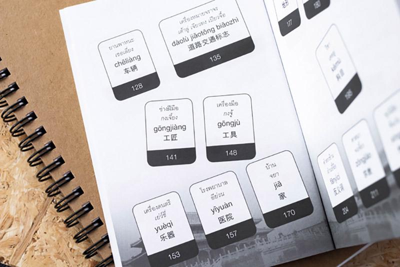 พจนานุกรมไทย - จีน สำหรับการใช้ในชีวิตประจำวัน 08