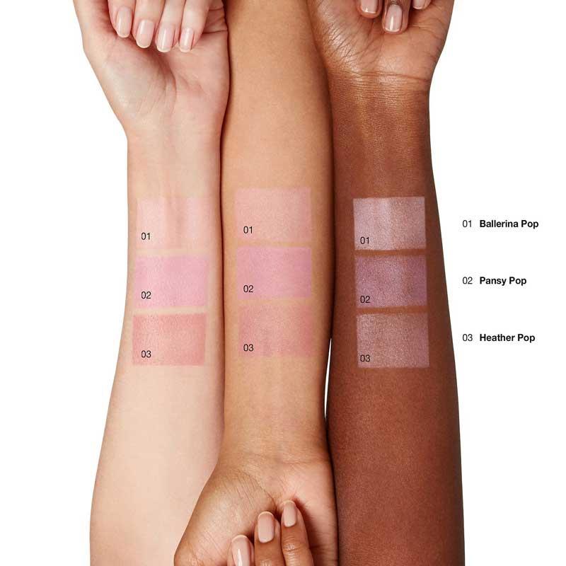 02 Clinique Cheek Pop Palette #Warm Shade