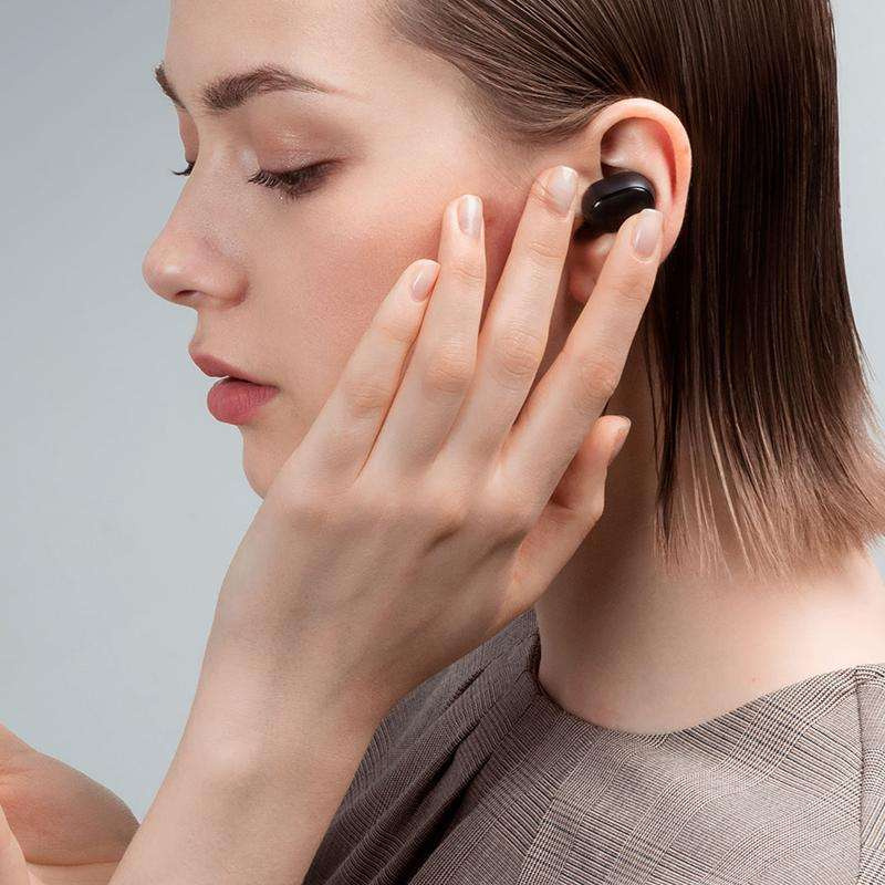 Xiaomi หูฟังบลูทูธแบบ True Wireless รุ่น Redmi AirDots