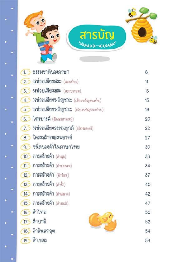 หนังสือ Short Note ภาษาไทย ติวให้ได้เต็ม 01