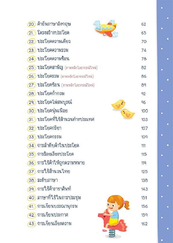 หนังสือ Short Note ภาษาไทย ติวให้ได้เต็ม 02
