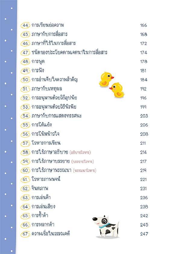 หนังสือ Short Note ภาษาไทย ติวให้ได้เต็ม 03