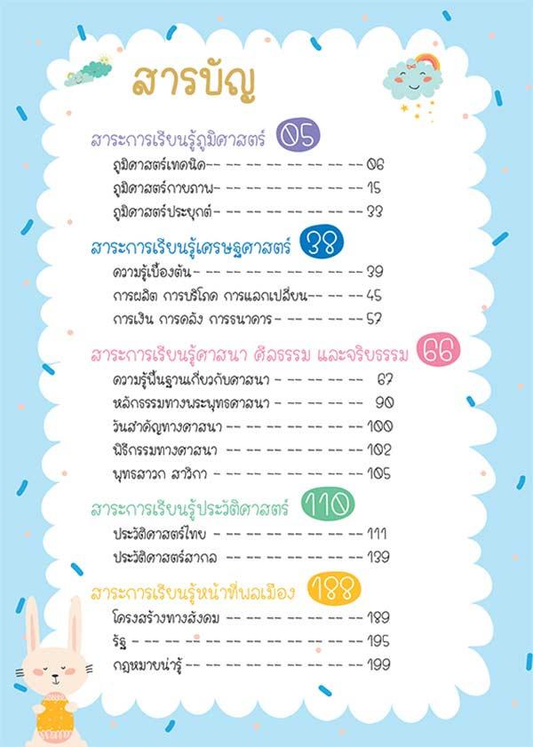 หนังสือ Short Note สังคมศึกษา 02