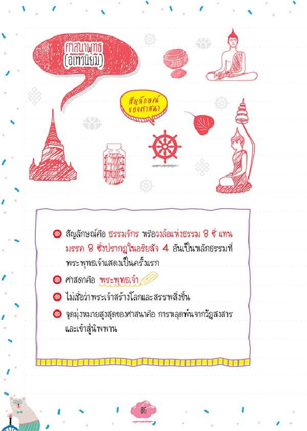 หนังสือ Short Note สังคมศึกษา 06