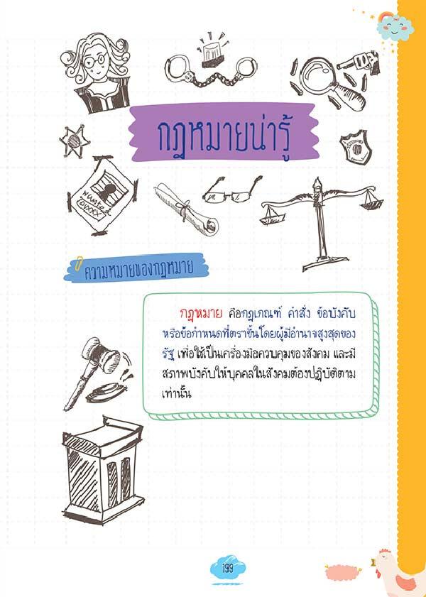หนังสือ Short Note สังคมศึกษา 07