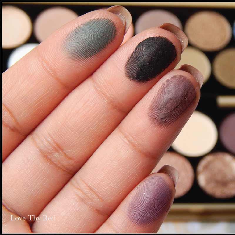 01 Makeup Revolution อายแชร์โดว์ (30Ultra) #Fortune Favours The Brave
