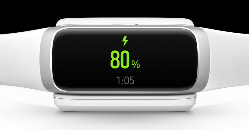 Samsung สายรัดข้อมืออัจฉริยะ รุ่น Galaxy Fit