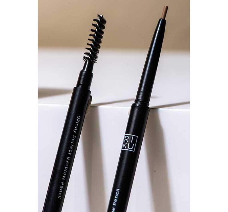 02 RIKU ดินสอเขียนคิ้ว Skinny Perfect 0.1 กรัม