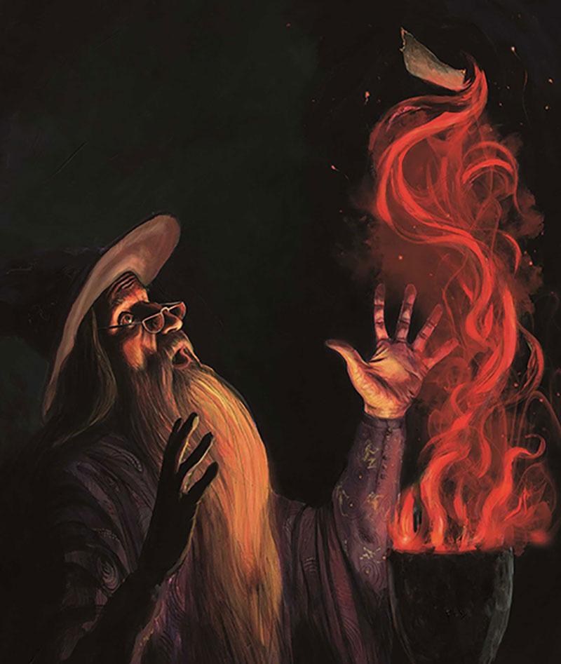หนังสือ แฮร์รี่พอตเตอร์ กับถ้วยอัคนี ฉบับภาพประกอบ 4 สี 03
