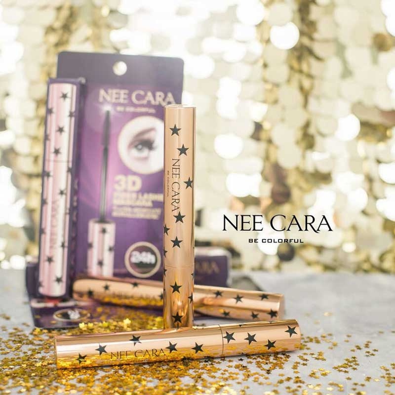 02 NEE CARA MASCARA 3D FIBER LASHES 7g