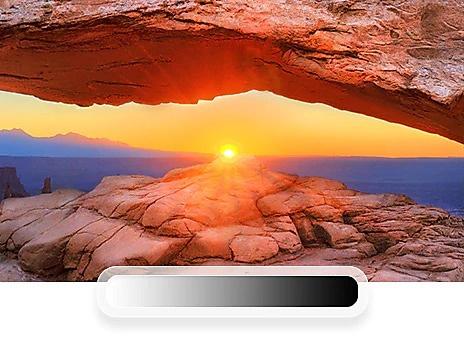 SAMSUNGTV UHD LED ขนาด 55 นิ้ว 4K Smart รุ่น UA55RU7200KXXT