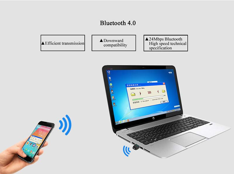 Vention USB To Bluetooth4.0 Adapter