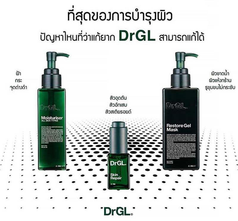 01 DrGL Restore Gel Mask 128 ml