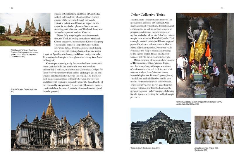 หนังสือ Ancient Sites of Southeast Asia 01